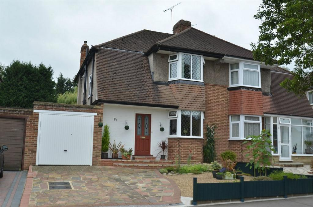 3 Bedrooms Semi Detached House for sale in Palace View, Shirley, Croydon, Surrey