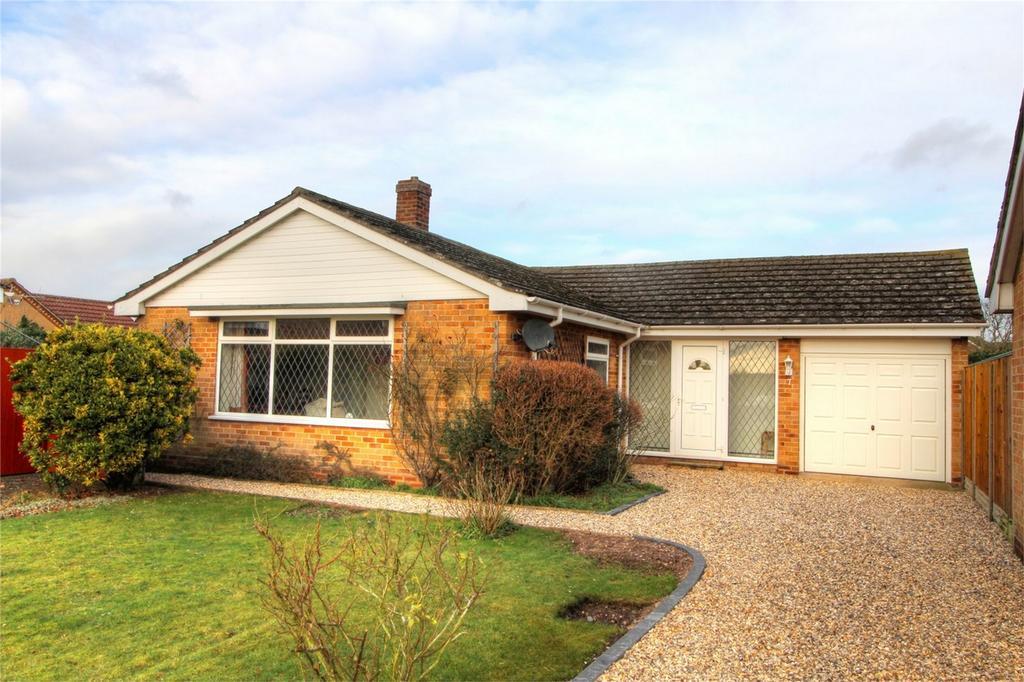 3 Bedrooms Detached Bungalow for sale in St Edmunds Gate, NR17 2DL, Attleborough, ATTLEBOROUGH, Norfolk