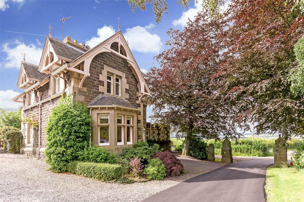 3 Bedrooms Detached House for sale in Kippen Lodge, Muckhart Road, Dunning, Perth, PH2