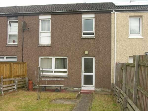3 Bedrooms Terraced House for sale in 52 Nevis Avenue, Hamilton, ML3 8UA