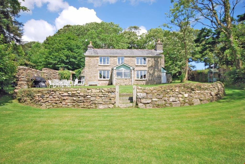 5 Bedrooms Country House Character Property for sale in Nr. Blisland, Bodmin, Cornwall, PL30