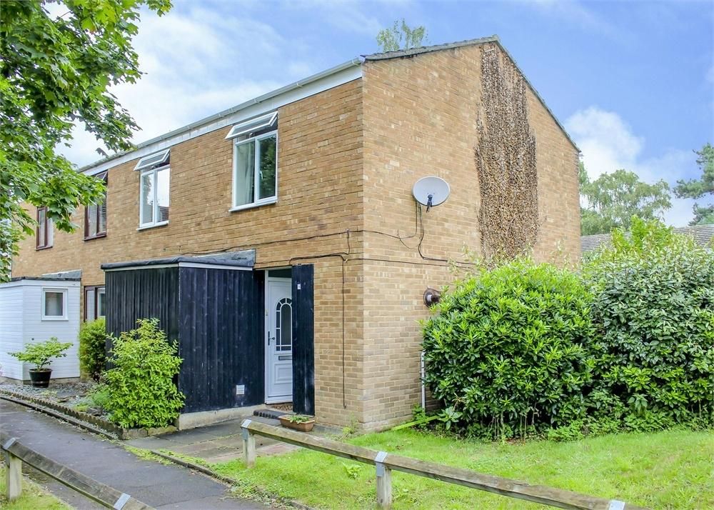 3 Bedrooms End Of Terrace House for sale in Claverdon, Bracknell, Berkshire