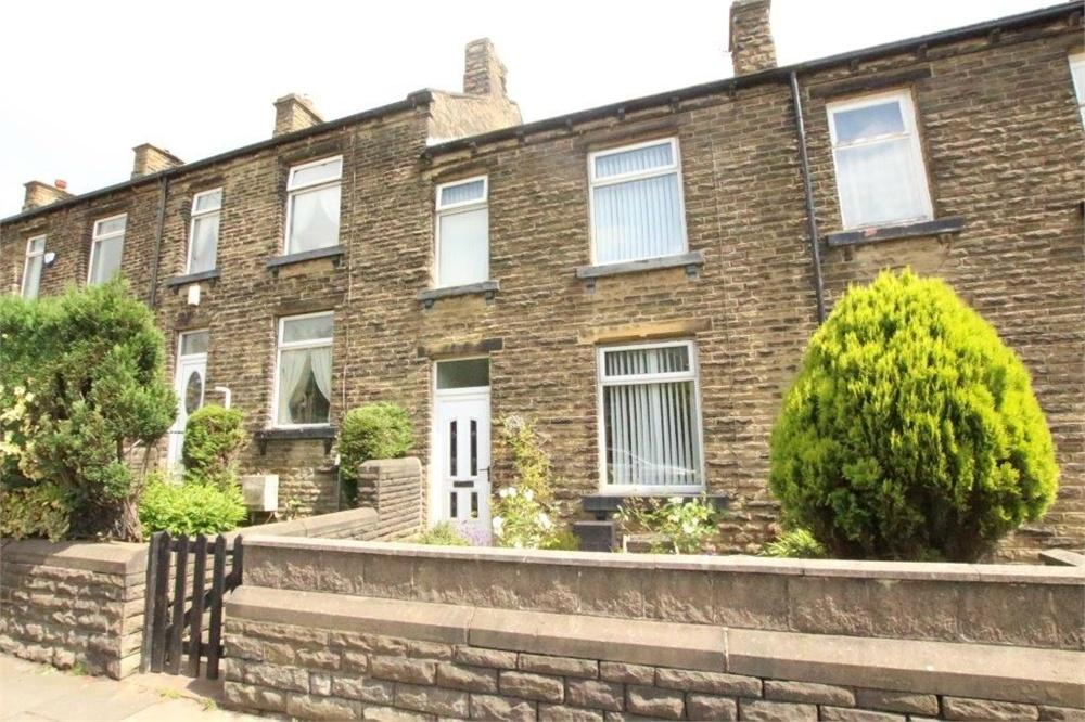 2 Bedrooms Terraced House for sale in Huddersfield Road, Wyke, West Yorkshire