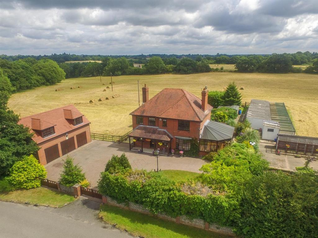 4 Bedrooms House for sale in Hole House Lane, Lapworth