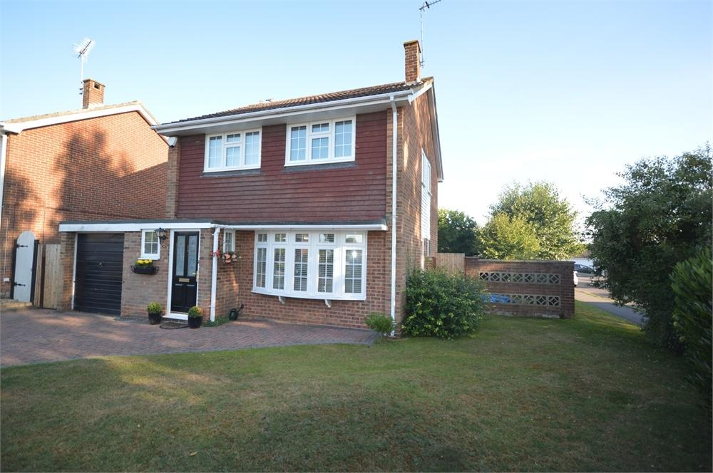 3 Bedrooms Detached House for sale in Fairby Lane, Hartley