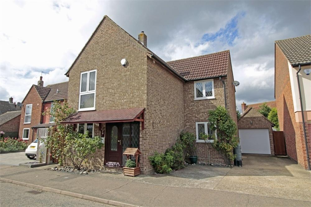 3 Bedrooms Detached House for sale in Keeble Close, Tiptree, COLCHESTER, Essex