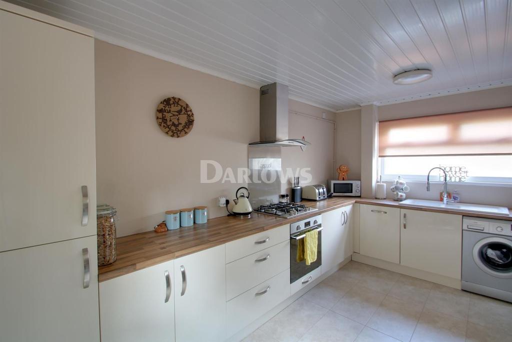 2 Bedrooms End Of Terrace House for sale in Neerings, Coed Eva