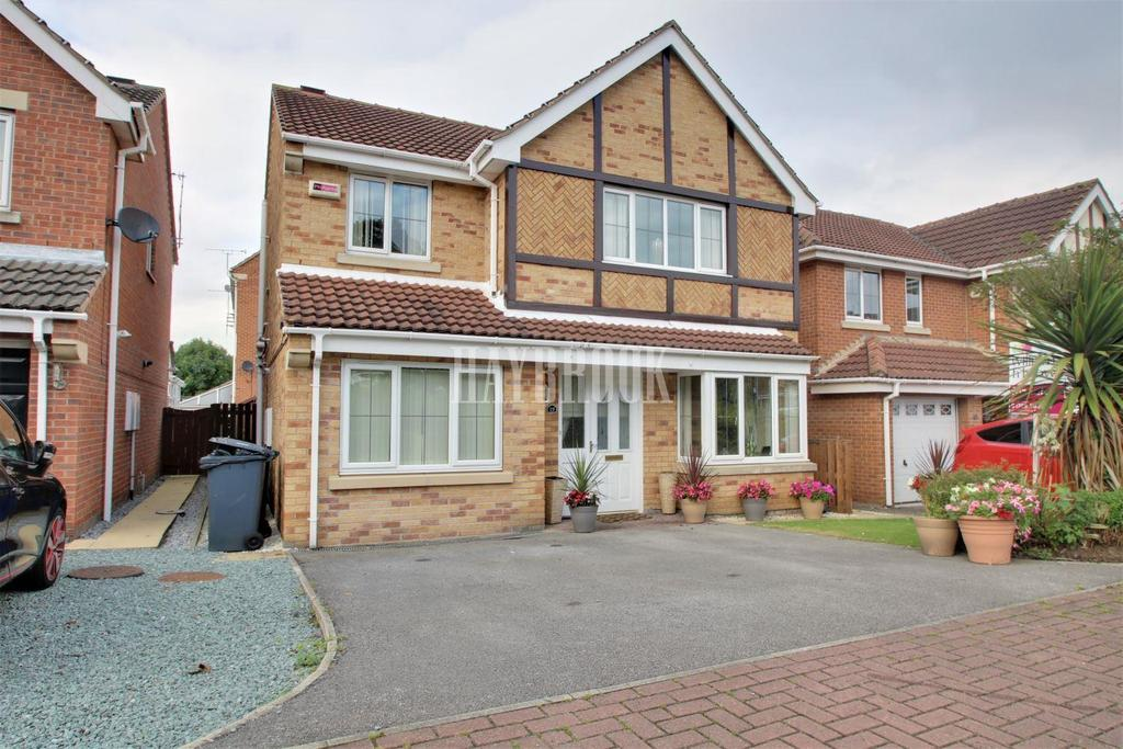 4 Bedrooms Detached House for sale in Rosegreave, Goldthorpe