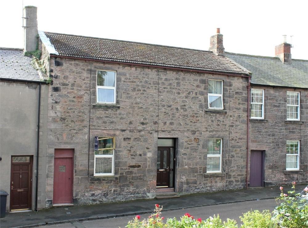 3 Bedrooms Terraced House for sale in 37 Church Road, Tweedmouth, BERWICK-UPON-TWEED, Northumberland