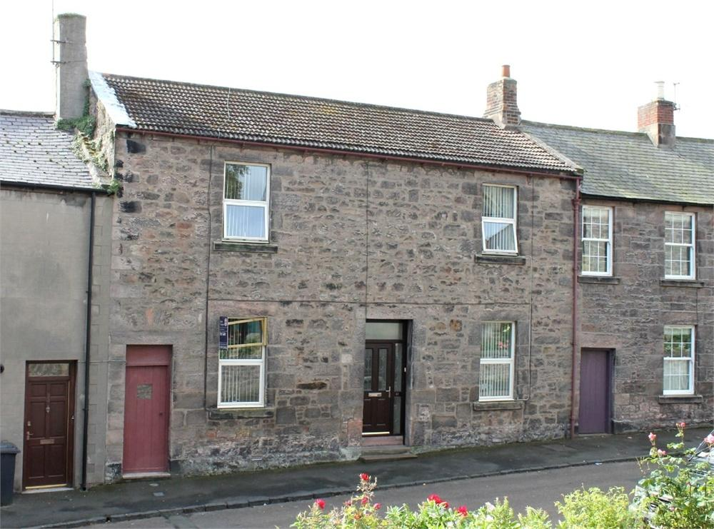 3 Bedrooms Terraced House for sale in 37 Church Road, Tweedmouth, BERWICK-UPON-TWEED, Northumberland