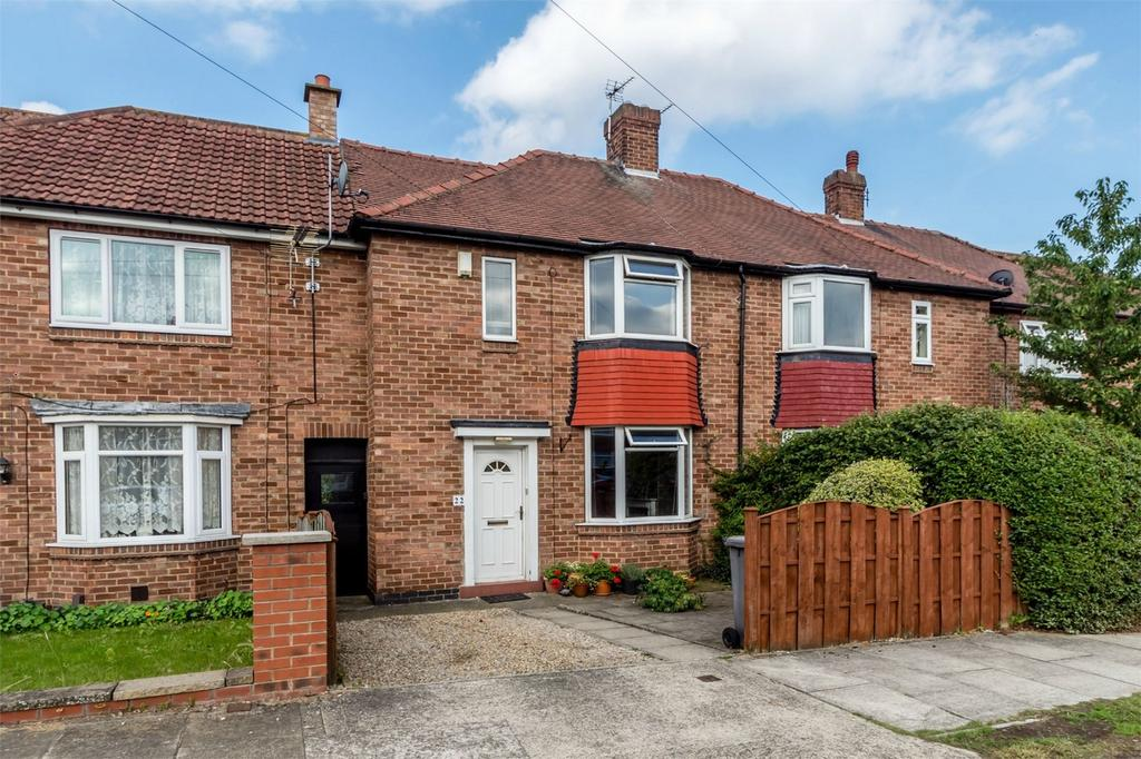 2 Bedrooms Terraced House for sale in Tennent Road, Acomb, YORK