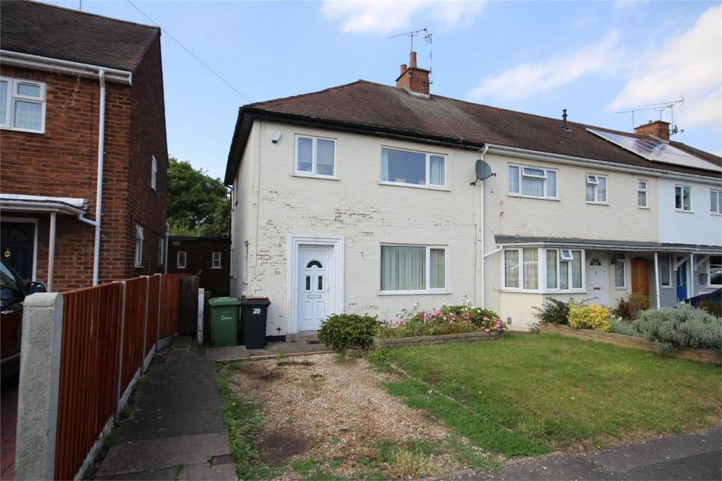 3 Bedrooms End Of Terrace House for sale in Caldwell Road, Caldwell, NUNEATON, Warwickshire