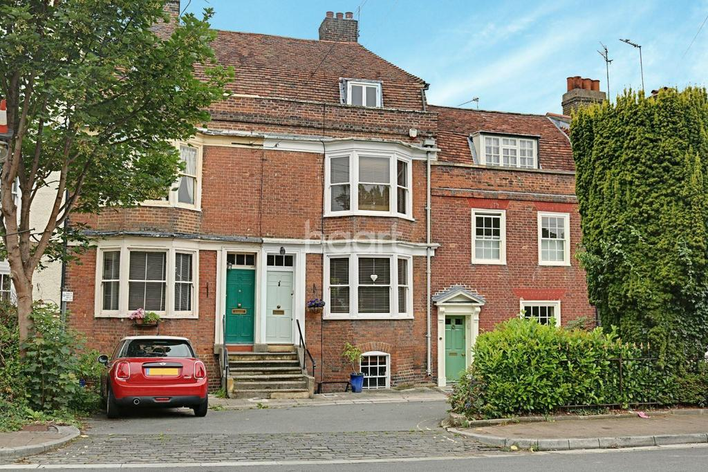 4 Bedrooms Terraced House for sale in Mansion Row, Brompton, ME7