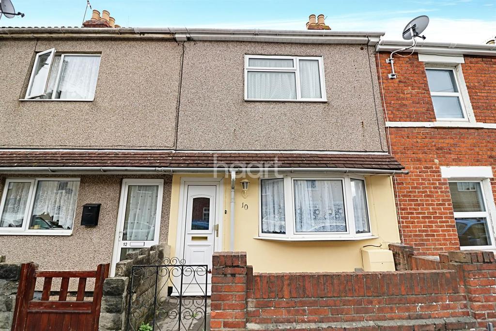 2 Bedrooms Terraced House for sale in Omdurman Street, Swindon Wiltshire