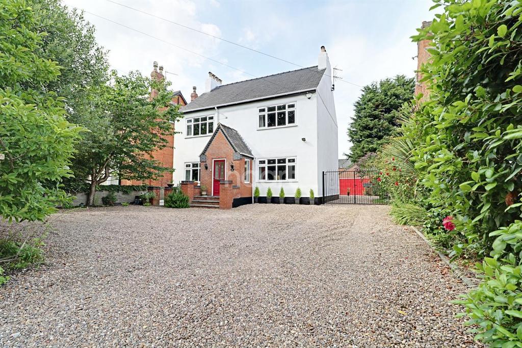 4 Bedrooms Detached House for sale in Hamilton Road, Lincoln