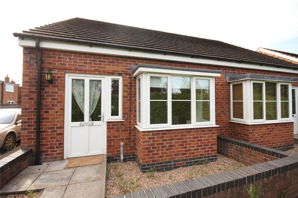 2 Bedrooms Bungalow for sale in Paddock Mews, Market Rasen, LN8
