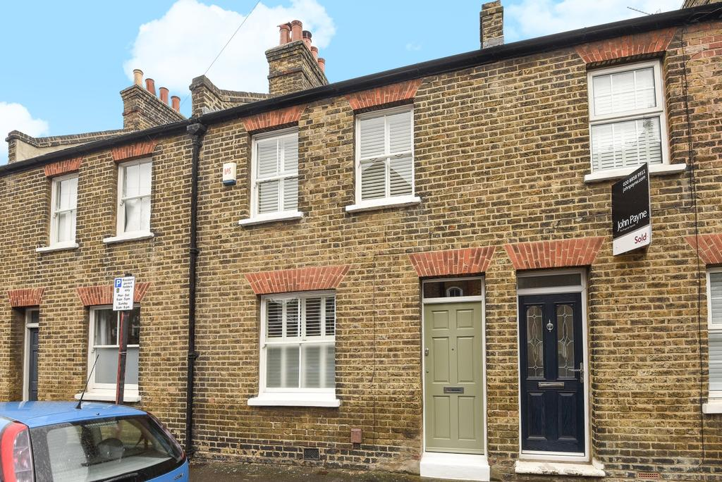 2 Bedrooms Terraced House for sale in Randall Place Greenwich SE10