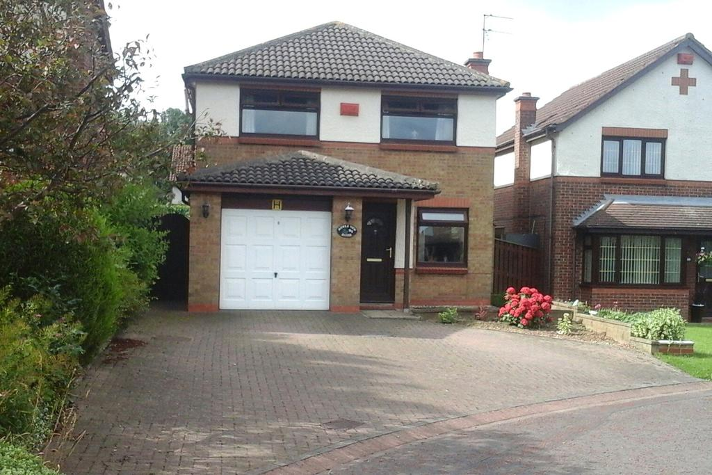 3 Bedrooms Detached House for sale in Endeavour Drive, Ormesby