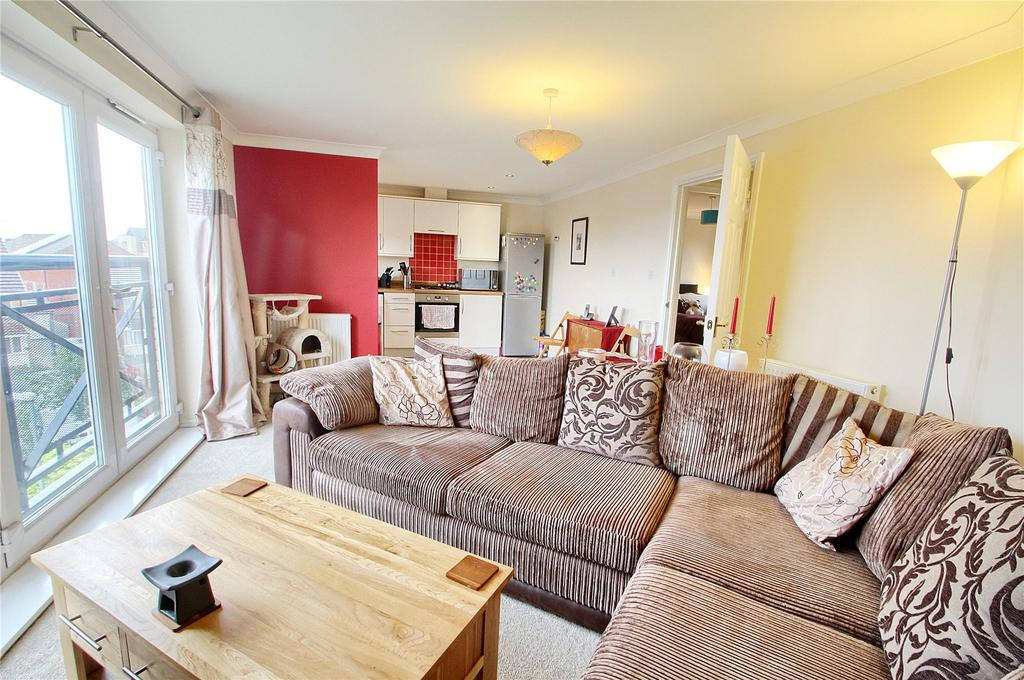 2 Bedrooms Flat for sale in Witton Park, Stockton On Tees