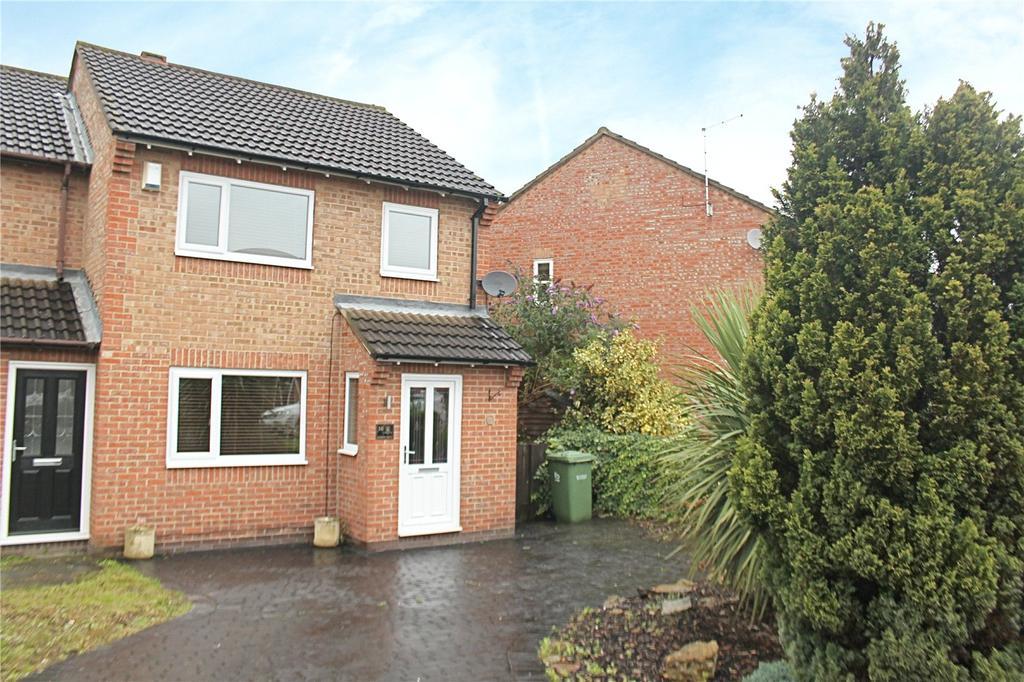 3 Bedrooms Semi Detached House for sale in Heddon Grove, Ingleby Barwick