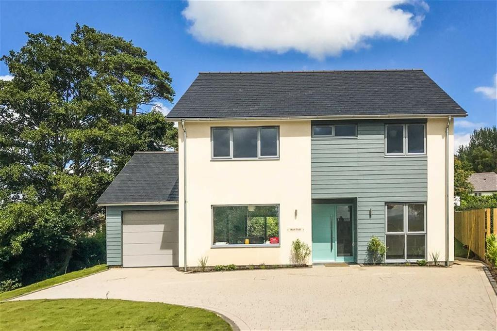 4 Bedrooms Detached House for sale in Llanbedr Dyffryn Clwyd, Ruthin