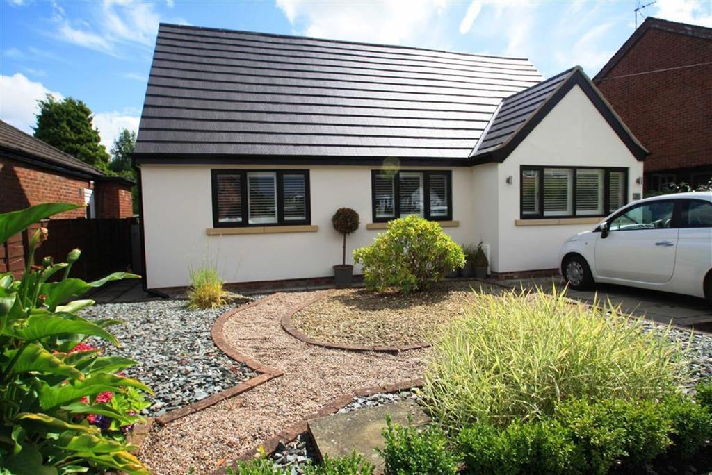4 Bedrooms Detached Bungalow for sale in The Circuit, Wilmslow
