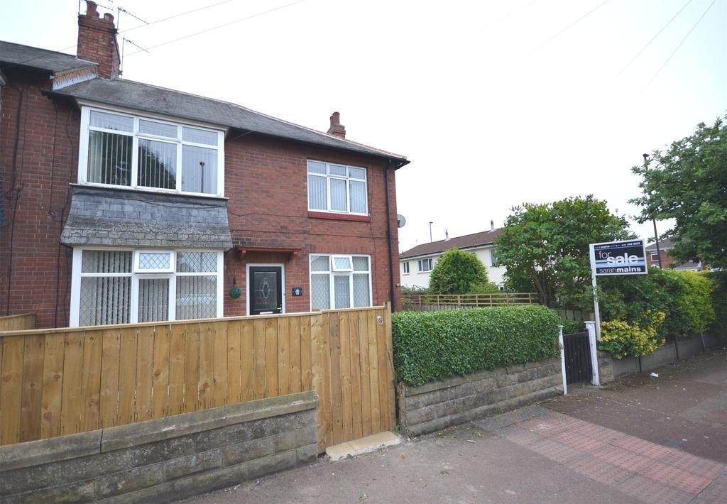 2 Bedrooms Apartment Flat for sale in Fenham