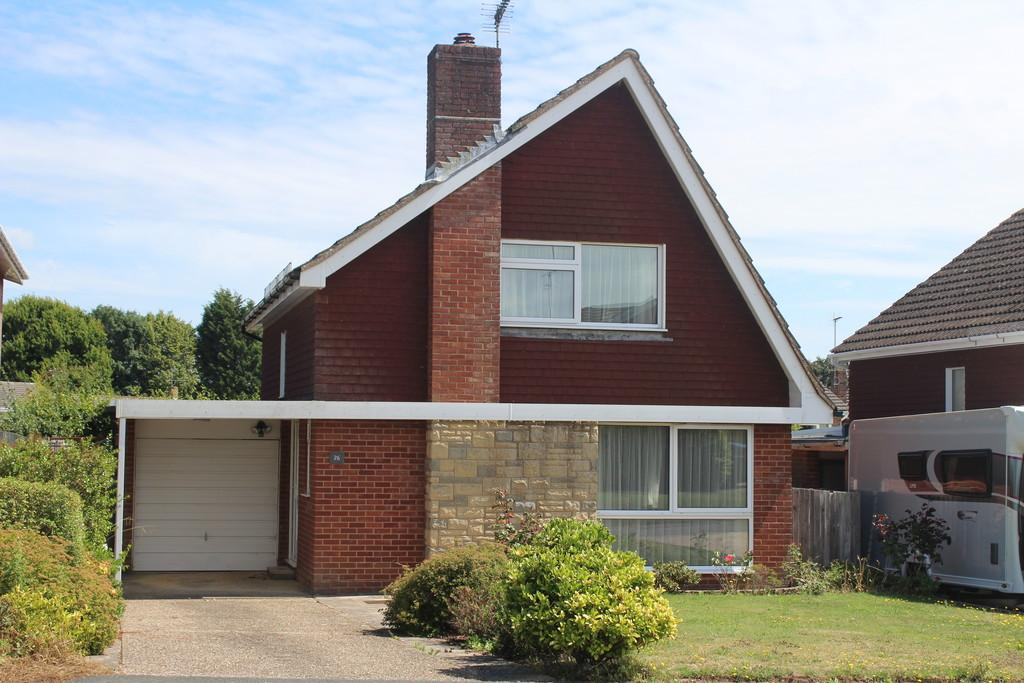3 Bedrooms Detached House for sale in Storrington