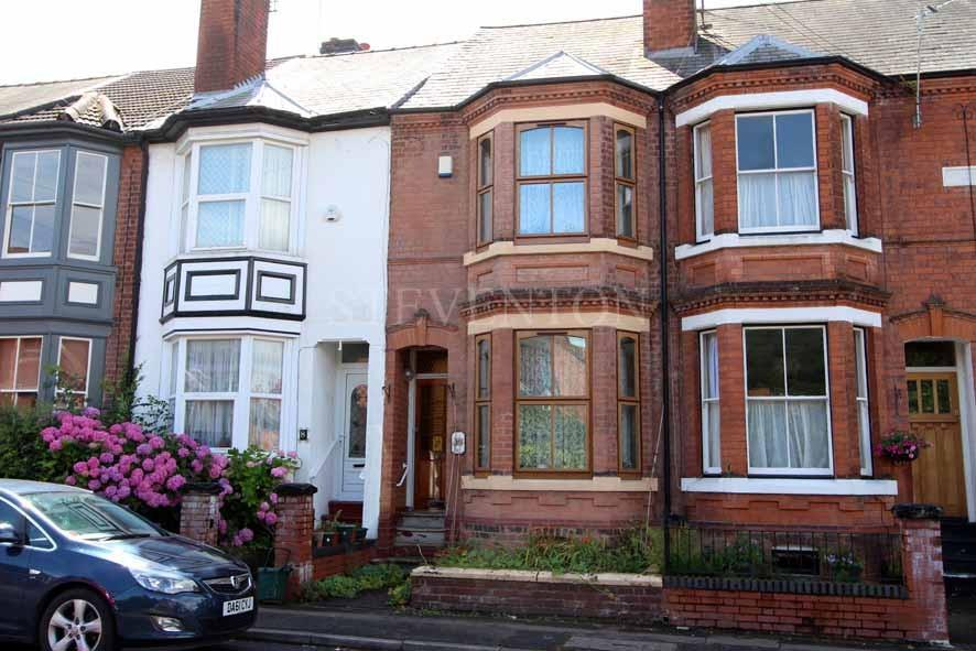 3 Bedrooms Terraced House for sale in Cranmore Road, Off Tettenhall Road, Wolverhampton