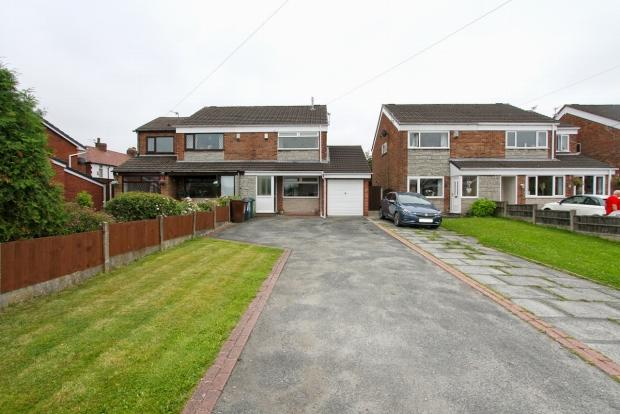3 Bedrooms Semi Detached House for sale in Allscott Way Ashton In Makerfield Wigan
