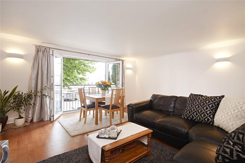 2 Bedrooms Flat for sale in Rope Street, Surrey Quays, London