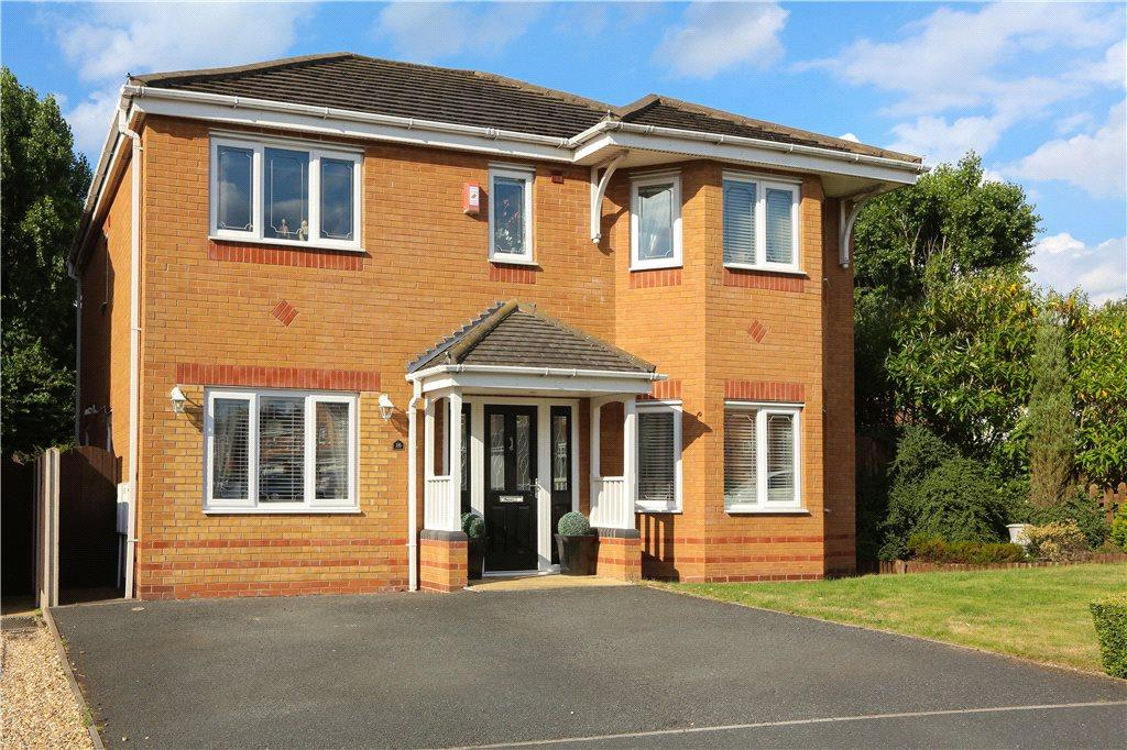 4 Bedrooms Detached House for sale in Katmandu Road, The Oakalls, Bromsgrove, Worcestershire, B60