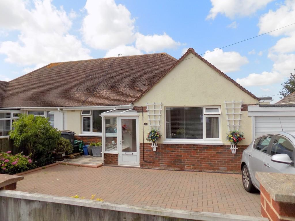 3 Bedrooms Semi Detached Bungalow for sale in Hamilton Lane, Exmouth