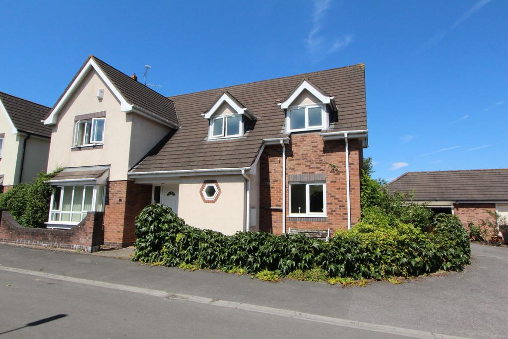5 Bedrooms Detached House for sale in Premier cul-de-sac in Cleeve