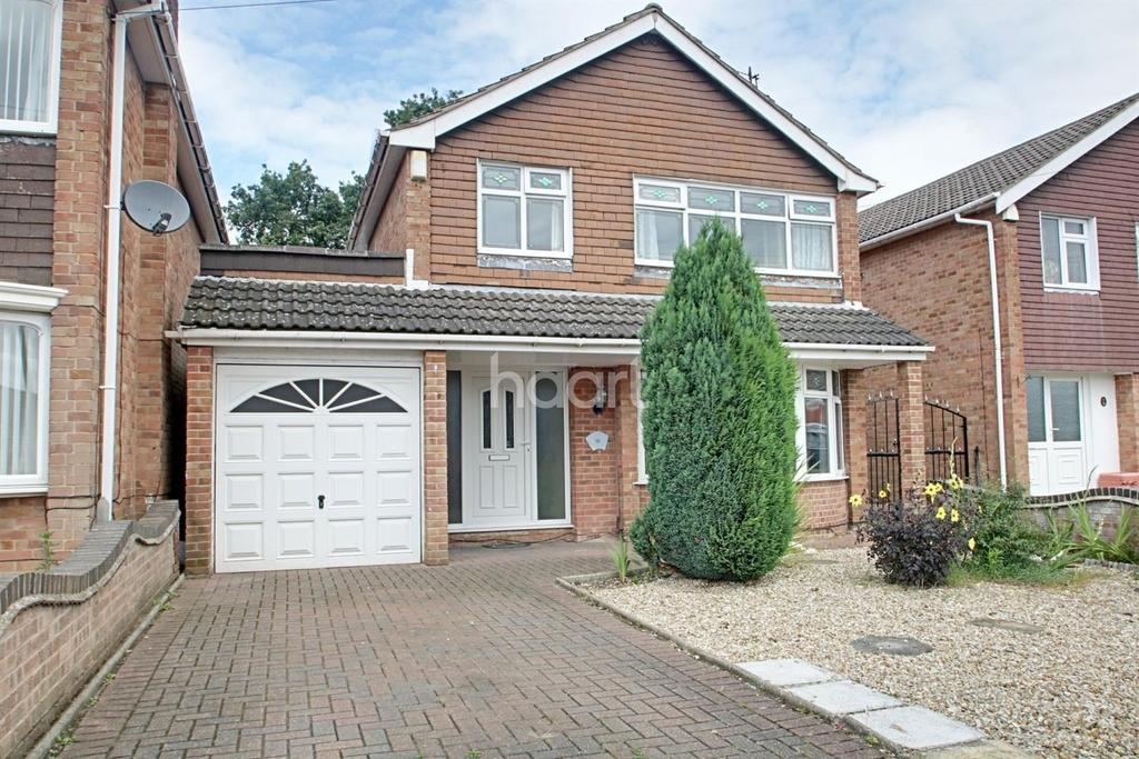3 Bedrooms Detached House for sale in Dunvegan Drive, Rise Park, Nottingham.
