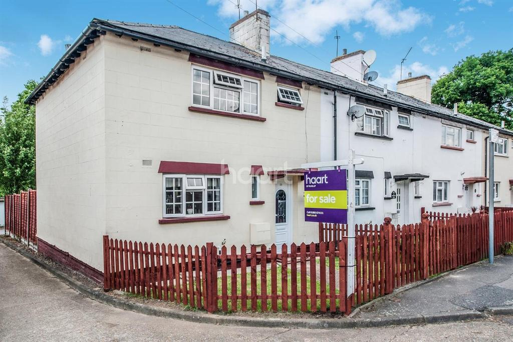 2 Bedrooms End Of Terrace House for sale in Cordingley Road, Ruislip