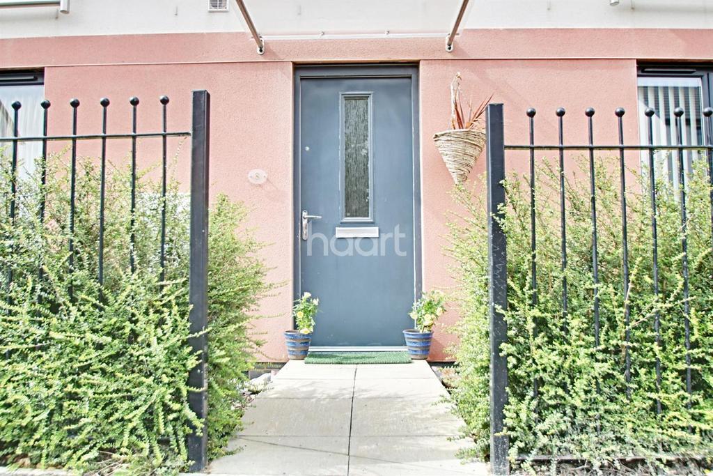 4 Bedrooms Semi Detached House for sale in Ashbrook Street, Saltram Meadow