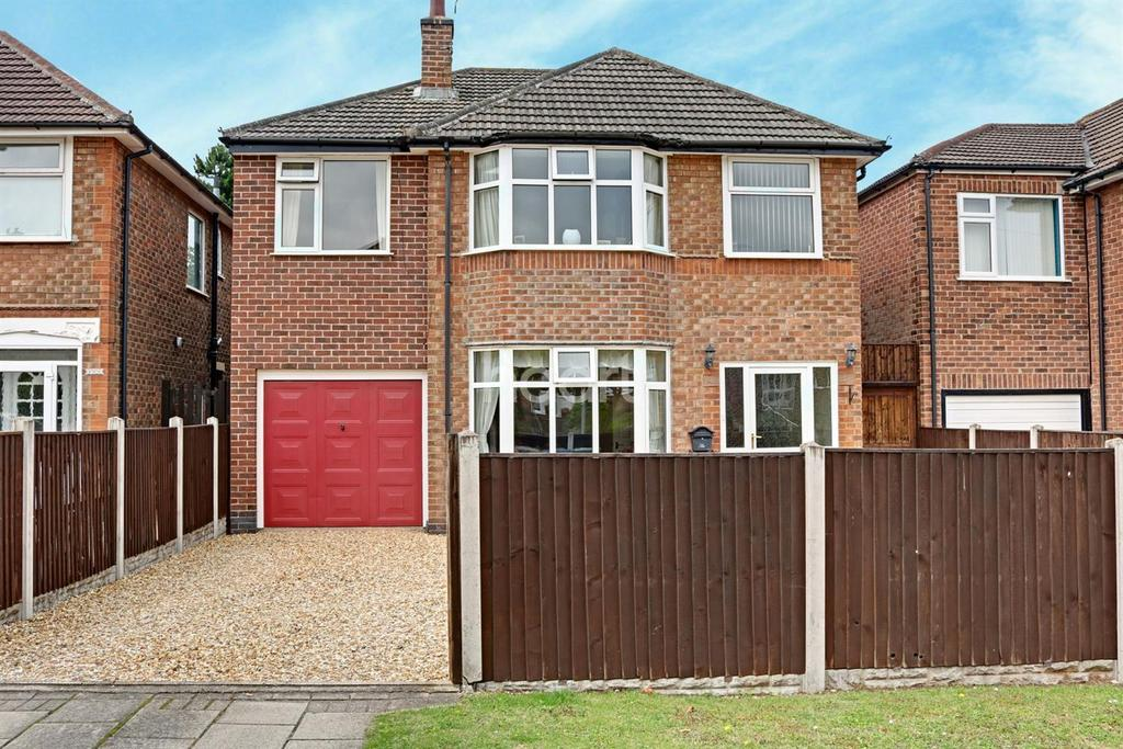 5 Bedrooms Detached House for sale in Greythorn Drive, West Bridgford, Nottingham