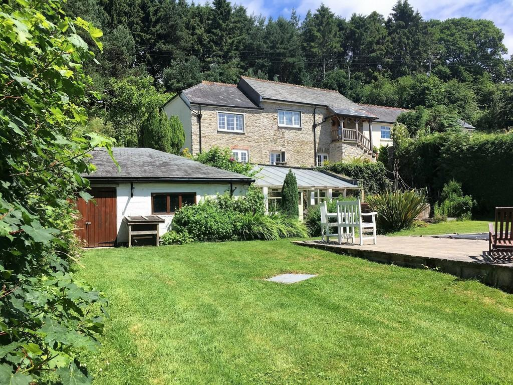 5 Bedrooms Barn Conversion Character Property for sale in Bere Ferrers