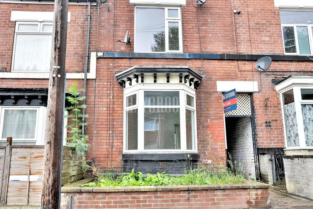 3 Bedrooms End Of Terrace House for sale in Cammell Road, Firth Park
