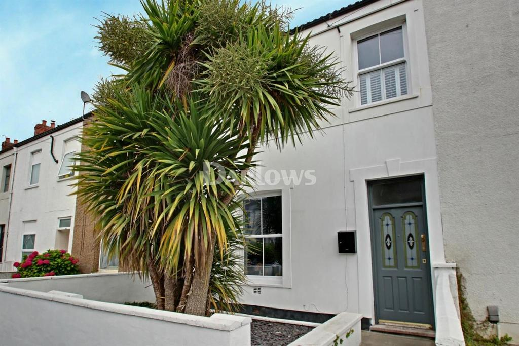 3 Bedrooms Terraced House for sale in Severn Road, Canton