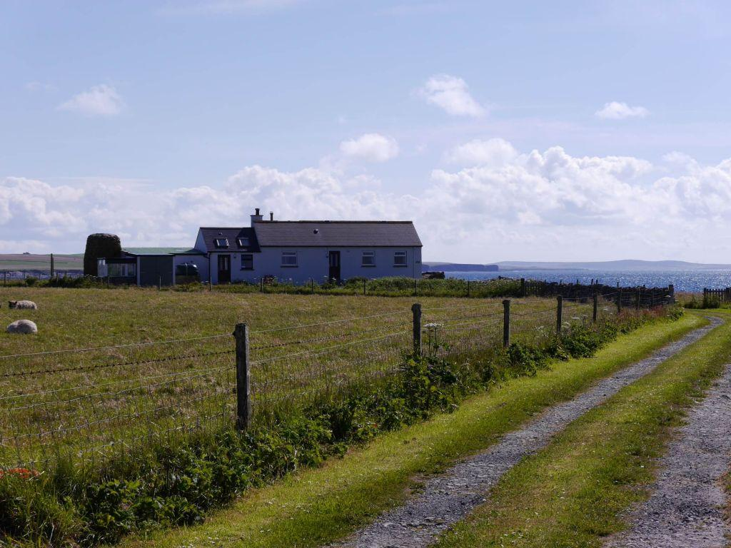 2 Bedrooms Cottage House for sale in Viggar, Burness, Sanday