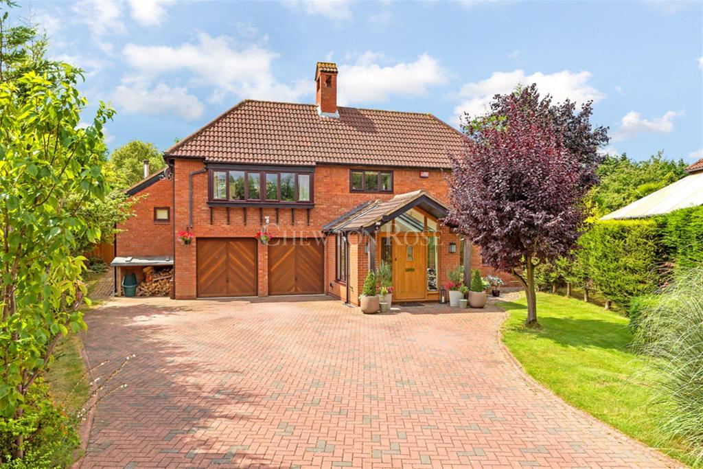 5 Bedrooms Detached House for sale in Great Holm