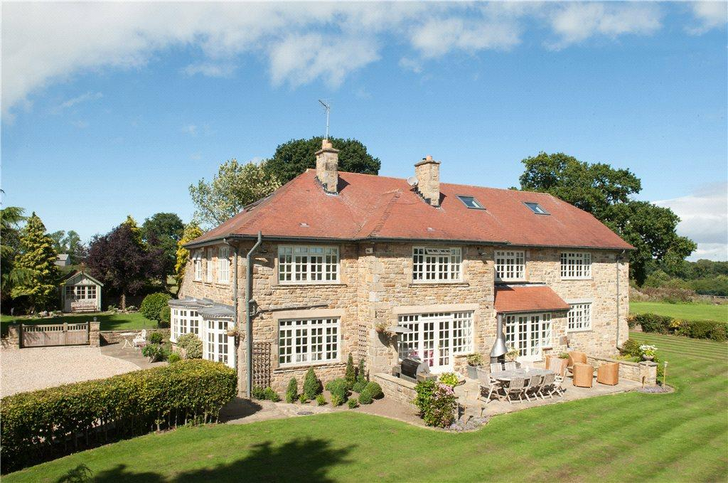 6 Bedrooms Detached House for sale in Hamilton Grange, Ripon Road, Killinghall, Harrogate