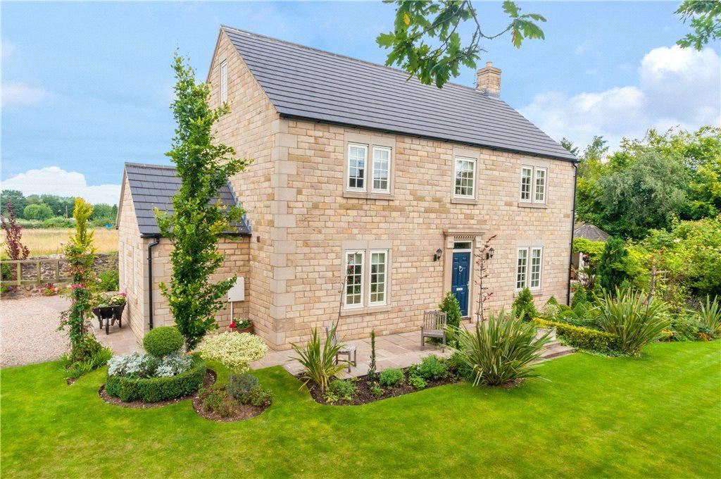 5 Bedrooms Detached House for sale in Leyburn Road, Masham, Ripon, North Yorkshire
