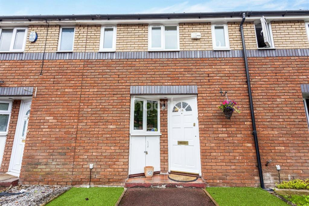 2 Bedrooms Terraced House for sale in Beeches Close, Anerley, SE20