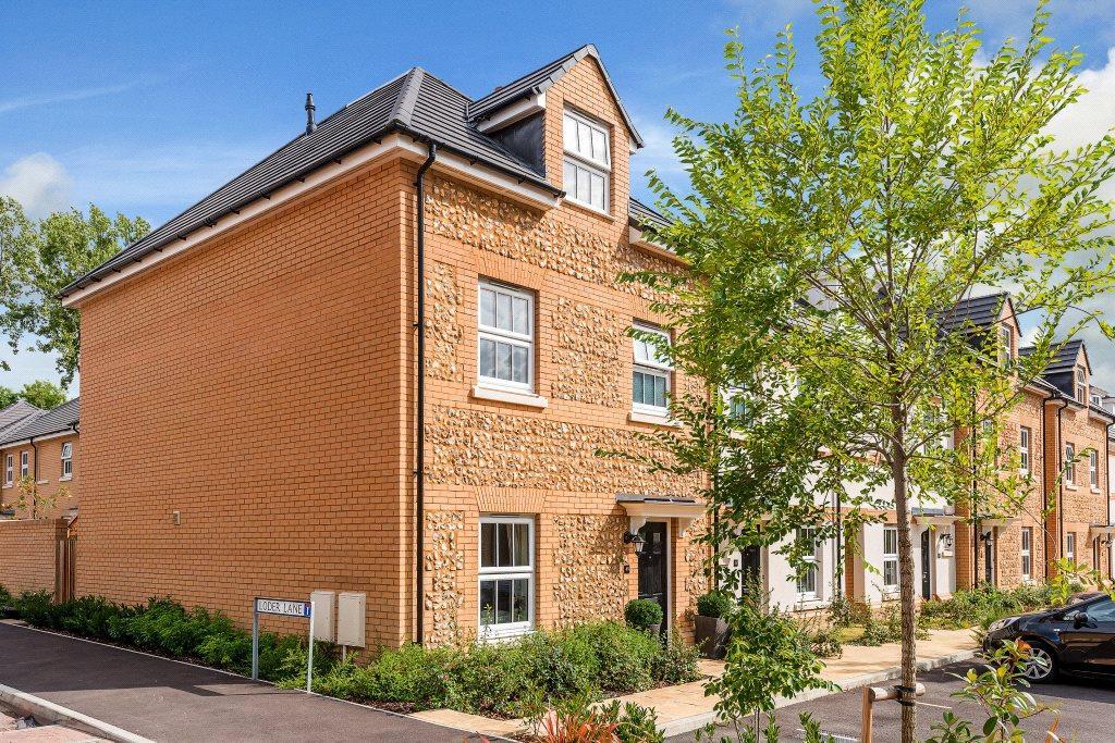 4 Bedrooms End Of Terrace House for sale in Bailey Lane, Wilton, Salisbury, Wiltshire, SP2
