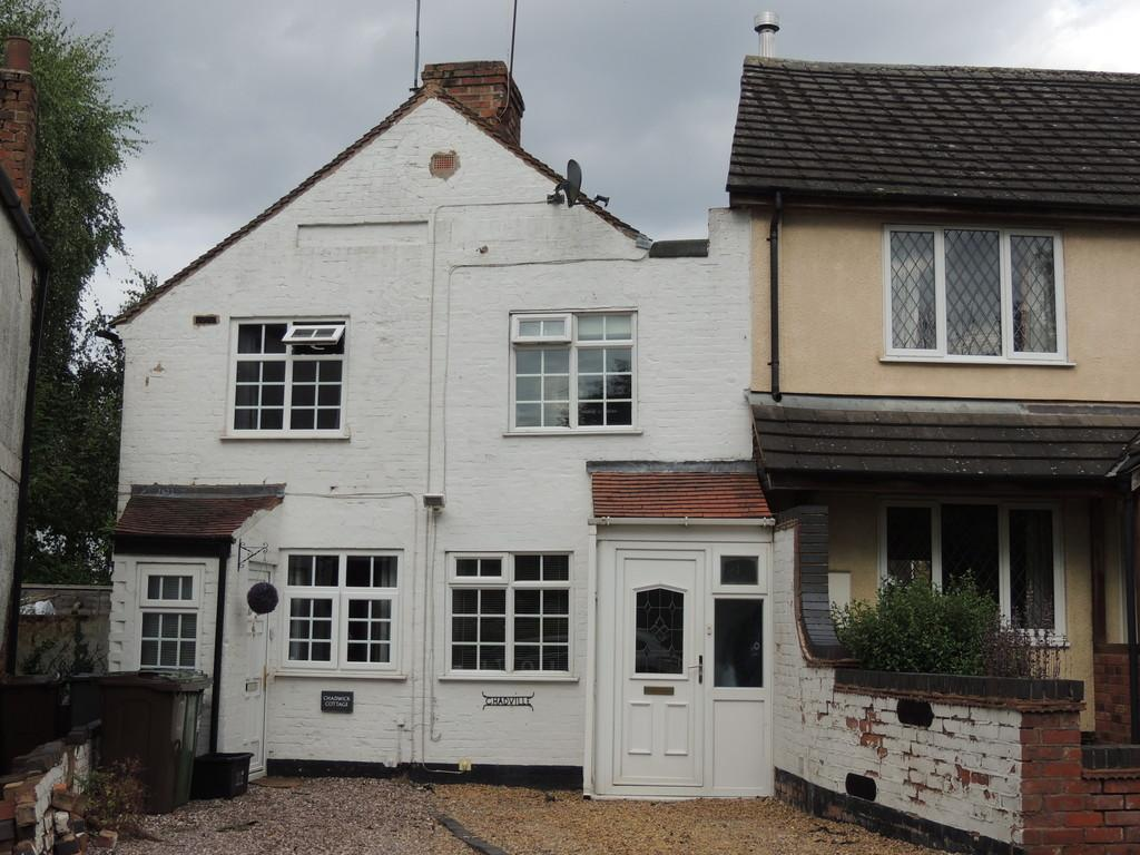2 Bedrooms Terraced House for sale in Warwick Road, Chadwick End, Solihull