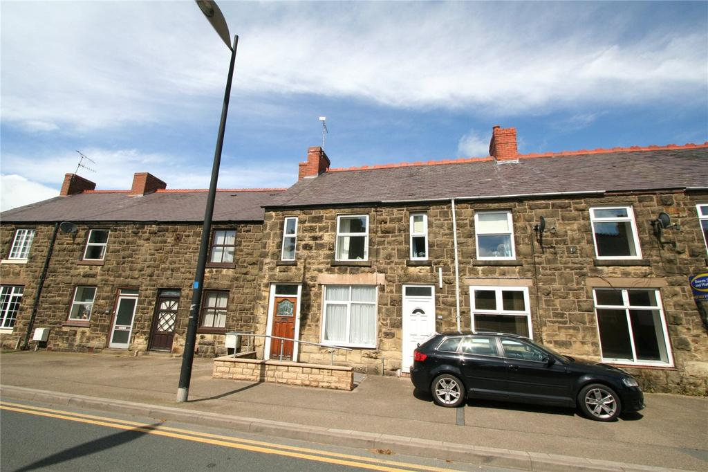 3 Bedrooms End Of Terrace House for sale in High Street, Coedpoeth, Wrexham, LL11