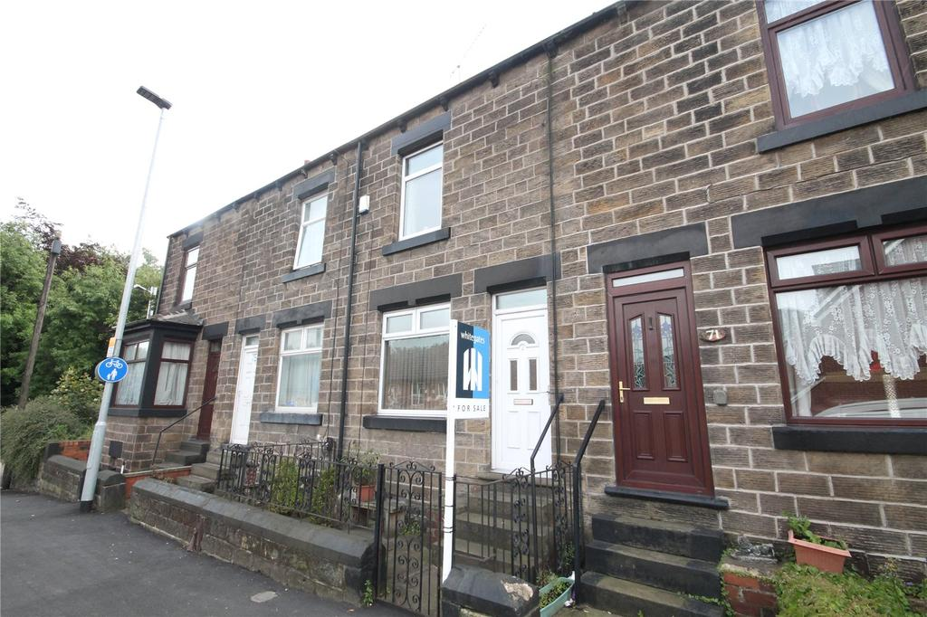 3 Bedrooms Terraced House for sale in Pontefract Road, Barnsley, South Yorkshire, S71